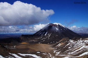 Tongariro Alpine Crossing, Nova Zelândia